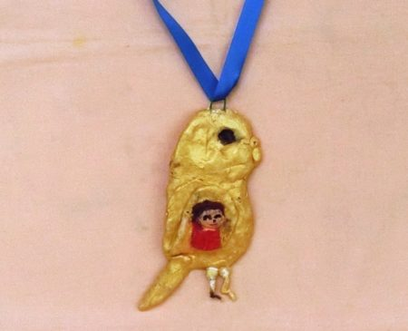 母の日に贈る金メダル