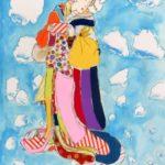 カラフル浮世絵